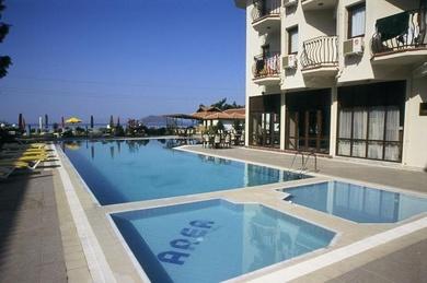 Area Hotel, Турция, Фетхие
