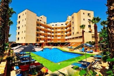 Captain Pier Hotel, Кипр, Протарас