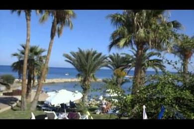 Golden Coast Beach Hotel, Кипр, Ларнака