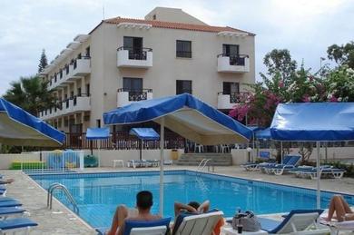 Harry's Hotel, Кипр, Протарас
