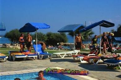 Mimosa Beach Hotel, Кипр, Протарас