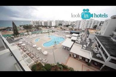 Odessa Beach Hotel, Кипр, Ларнака