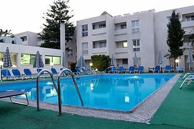 Daphne Hotel Apartments, Кипр, Пафос