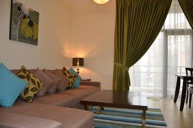 Al Waleed Palace Hotel Apartment Al Barsha, ОАЭ, Дубай