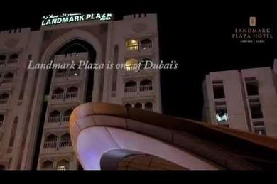 Landmark Plaza Hotel, ОАЭ, Дубай
