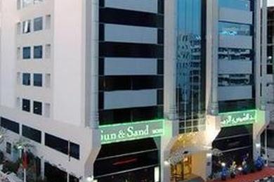 Sun & Sands Hotel, ОАЭ, Дубай
