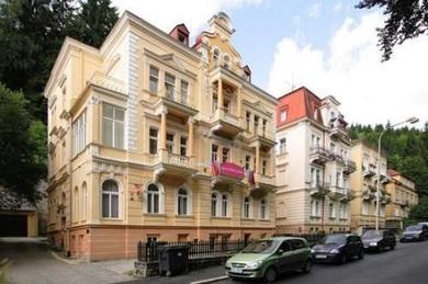 Villa Gloria, Чехия, Марианске-Лазне