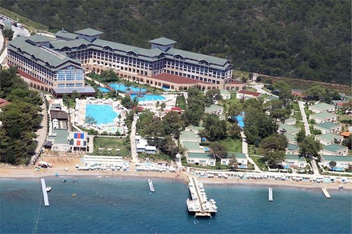 Фотография отеляPalmet Resort Kiris Hotel, № 7